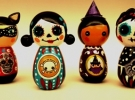 (Enrollment Full - Call with Questions) Halloween Figures or Ornaments (ages 6-adult)