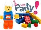 Lego Blind Bag Bash Pizza Party
