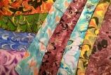 Cocktails & Creations - Silk Scarf Marbling