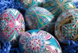 Pysanky - Ukrainian Easter Eggs (age 8 to adult)