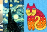 Art Like the Masters (Ages 10-Adult)
