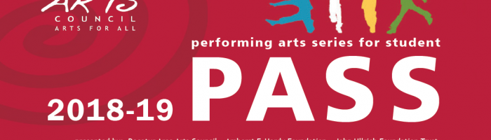 PASS - The Performing Arts Series for Students