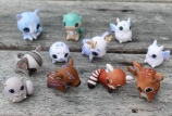 Polymer Clay Animals