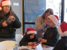 Holiday Art-Making Family Event