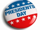 President's Day - CLOSED
