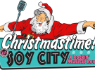 Christmastime in the Soy City: A Rockin' Musical Revue