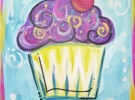 Emrollment Closed - Cupcakes – Decorate, Paint and Eat! (Ages 6+)