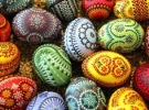 CLASS CLOSED - Ukrainian Easter Eggs (ages 9 - adult)