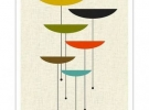 CANCELED - Cocktails and Creations: Mid-Century Modern Triptych