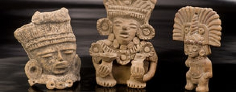 Senior Class - Clay Aztec Animals (Ages 55 and up)