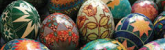 Pysanky Ukrainian Easter Eggs (ages 8 to adult)
