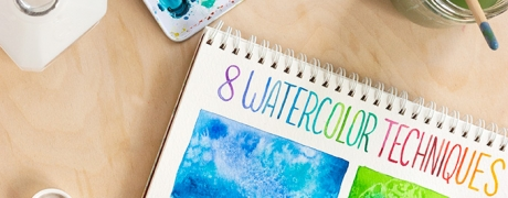 Watercolors with Jennifer Stout - Fall Series