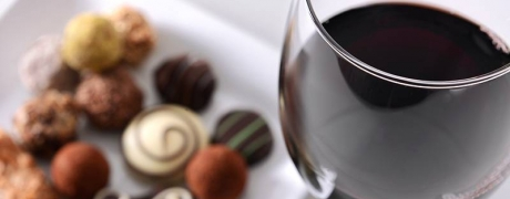 COCKTAILS & CREATIONS: Chocolate and Wine (Age 21+)