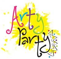 arty party decatur area arts council